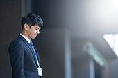 남성, 비즈니스, 구직 (실업), 신입사원 (화이트칼라), 성공, 화이트칼라 (전문직), 도전, 미소