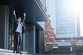 남성, 비즈니스, 구직 (실업), 신입사원 (화이트칼라), 성공