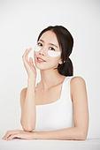 여성, 뷰티, 피부, 사람눈 (주요신체부분), 마스크팩
