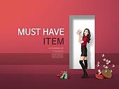 쇼핑 (상업활동), 프레임, 라이프스타일, 상업이벤트 (사건), 세일 (사건), 컬러