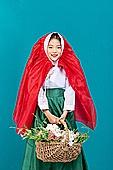 전래동화, 퍼포먼스극 (공연예술), 동화, 어린이 (인간의나이), 한복, 빨간모자 (동화)