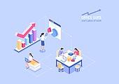 비즈니스, 비즈니스 (주제), 비즈니스미팅 (미팅), 일러스트, 사무실, 회사건물 (건물외관), 회의실, 프로젝트, 사업가 (화이트칼라)