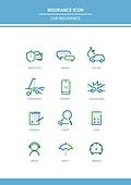 보험 (주제), 아이콘, 아이콘세트 (아이콘), 보험설계사 (금융직), 특약 (보험), 자동차보험, 상해보험, 사고, 사고접수