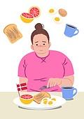 다이어트, 건강한생활 (주제), 건강관리 (주제), 비만, 음식, 식단
