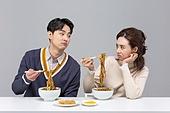 자장면, 자장면 (면), 단무지, 블랙데이, 중국음식 (아시아음식), 요리 (음식상태), 식사