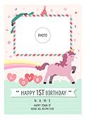 파티, 프레임, 생일, 돌잔치, 생일카드, 초대장 (축하카드), 말 (발굽포유류), 하트