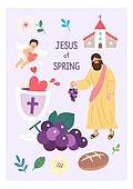 기독교, 예수 그리스도 (Christianity), 어린이 (인간의나이), 종교, 포도, 와인 (술), 천사, 교회