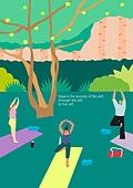 라이프스타일 (주제), 일러스트, 운동, 욜로 (컨셉), 다이어트, 취미 (주제), 요가, 필라테스 (이완운동), 필라테스머신 (운동기구)