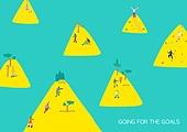 라이프스타일 (주제), 일러스트, 레저활동 (주제), 하이킹 (아웃도어), 산악등반 (클라이밍), 클라이밍, 스포츠