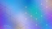 컴퓨터네트워크 (컴퓨터장비), 연결 (컨셉), 5G, 미래, 패턴