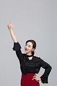 한국인, 동양인 (인종), 제스처, 포인팅 (손짓), 다이렉팅 (제스처), 여성, 여성 (성별), 자신감, 자신감 (컨셉)