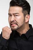 남성, 얼굴표정 (커뮤니케이션컨셉), 감정, 분노, 화