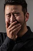 남성, 얼굴표정 (커뮤니케이션컨셉), 감정, 슬픔