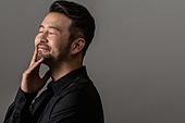 남성, 얼굴표정 (커뮤니케이션컨셉), 감정, 미소