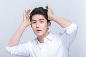 한국인, 한국인 (동아시아인), 뷰티, 의료성형뷰티 (주제), 의료성형뷰티, 피부, 머리만지기, 헤어케어 (몸단장제품)