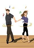라이프스타일, 문화와예술 (주제), 휴식, 취미 (주제), 춤, 문화센터, 댄스교실 (스튜디오)
