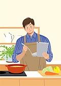 라이프스타일, 문화와예술 (주제), 휴식, 취미 (주제), 요리 (음식상태), 쿠킹클래스