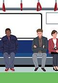 어두움 (색상강도), 사람 (All People), 인종차별 (편견), 편견, 문제, 지하철