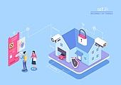 5G, 기술, 인터넷, 컴퓨터네트워크, 4차산업혁명 (산업혁명), 사물인터넷, 라이프스타일, 자동차 (자동차류), 주차, 보안 (컨셉), 감시카메라 (보안장치)