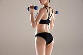 여성, 다이어트, 운동, 건강관리 (주제), 아령 (웨이트), 팔운동, 웨이트트레이닝, 체형관리