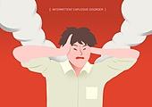 감정, 우울, 우울 (슬픔), 정신건강, 화 (컨셉), 연기 (움직이는활동), 분노, 분노조절장애