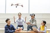 청년 (성인), 청년문화, 드론, 동아리, 리모콘 (전기용품), 성공