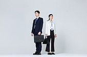비즈니스, 비즈니스맨, 비즈니스우먼, 동료 (역할), 경쟁 (컨셉), 출퇴근 (여행하기)