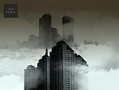 도시, 실패 (컨셉), 위기, 역경 (컨셉), 어두움 (색상강도), 위험, 절망