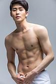 한국인, 건강한생활 (주제), 보디빌딩 (근육강화운동), 근육질 (사람체격), 사람근육 (Body Part), 체형관리 (건강한생활), 미남, 미남 (아름다운사람), 복근