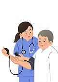 의학 (과학), 환자, 노인 (성인), 간병인 (의료계종사자), 건강한생활 (주제), 도움