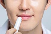 사람입술 (사람입), 사람입, 한국인, 뷰티, 립밤 (화장품), 건조 (상태), 립글로스