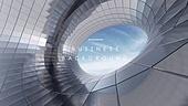 그래픽이미지 (Computer Graphics), 합성 (Computer Graphics), 건축, 건설물 (인조공간), 비즈니스, 건물외관 (건설물), 벽 (건물의부분)