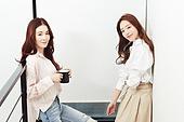 라이프스타일 (주제), 휴식 (정지활동), 머그잔 (컵)