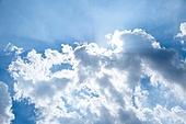 하늘, 구름, 맑은하늘 (하늘), 맑은하늘, 하늘풍경 (하늘), 뭉게구름, 구름 (하늘), 구름풍경 (구름), 빛 (자연현상), 햇빛 (빛효과)