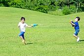 어린이 (인간의나이), 초등학생, 물총 (장난감), 즐거움, 미소