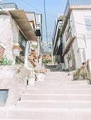 서울 (대한민국), 골목길 (도시도로), 골목길, 대한민국 (한국), 해방촌, 이태원, 여행