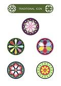 패턴 (묘사), 한국전통문양 (패턴), 한국문화 (세계문화), 전통문화 (주제)