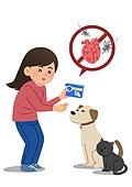 반려동물, 반려동물 (길든동물), 심장 (인체내부기관), 심장사상충, 예방접종 (주사)