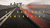 파워포인트, 메인페이지, 도시, 5G, 속도, 4차산업혁명, 무인자동차, 비즈니스