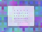 파워포인트, 메인페이지, 도형, 패턴, 그라데이션