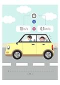 어린이 (인간의나이), 교육 (주제), 수학 (교과목), 자동차, 도로, 속도