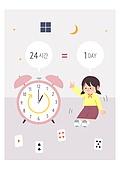어린이 (인간의나이), 교육 (주제), 수학 (교과목), 시간, 시계, 자명종 (시계)
