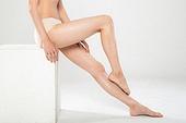 여성, 신체일부, 피부, 사람다리, 종아리, 허벅지