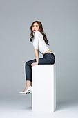 한국인, 여성, 패션, 미녀 (아름다운사람)
