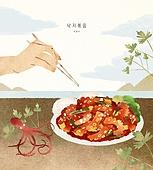 밥, 보양식, 여름, 사람손 (주요신체부분), 전통음식, 낙지 (문어), 낙지볶음 (한식)