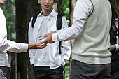고등학생, 반항청소년, 담배제품 (인조물건), 담뱃갑 (시가렛), 범죄 (사회이슈)