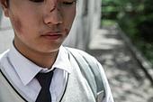 고등학생, 반항청소년, 괴롭힘 (사회이슈), 학교폭력, 왕따, 흉터 (피부특징)