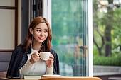 한국인, 커피 (뜨거운음료), 카페