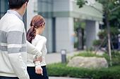 한국인, 갈등, 데이트
