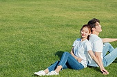 이성커플, 데이트, 한국인